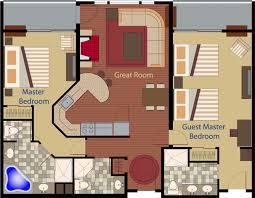 bedroom floor plan two bedroom floor plan capitangeneral
