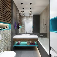 modern small bathroom designs combined with variety of tile modern bathroom design