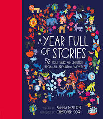 a year of stories by angela mcallister christopher corr