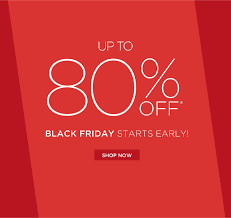 saks fifth avenue black friday starts early 80 milled