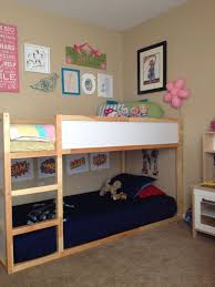 Bunk Beds Designs For Kids Rooms by Best 25 Short Bunk Beds Ideas On Pinterest Small Bunk Beds Low
