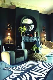 Tapis Salon Noir Et Blanc by Peinture Salon Moderne U2013 Apprivoisez Les Couleurs Sombres