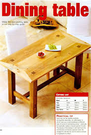 dining room table woodworking plans 129 best construccion de muebles images on pinterest woodwork