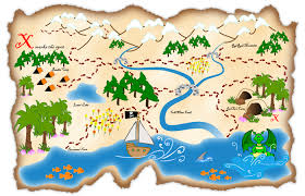 treasure map treasure map outline free clip free clip on