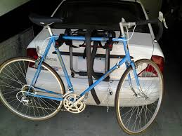 lock your bikes bike carrier to your vehicle 3 steps with