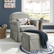 Glider And Ottoman Set For Nursery Baby Relax Swivel Glider And Ottoman Set Light Grey Baby