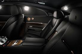 bentley wraith roof rolls royce wraith inspired by music a concert hall on wheels by