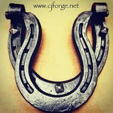 handmade horseshoes knock knock www cjforgeblacksmith blacksmith