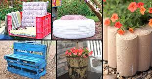 10 truly easy yet innovative diy garden furniture ideas u2013 cute diy