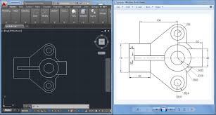 2d autocad practice drawing youtube