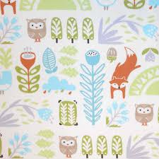 joanns halloween fabric nursery fabric fox and owl floral joann