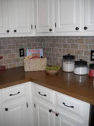 kitchen backsplashes magnificent cheap kitchen backsplash ideas