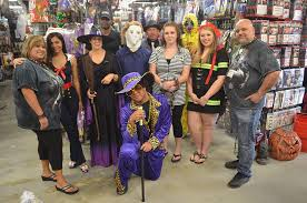 avid haunters u0027 find costumes decor at halloween express tbo com