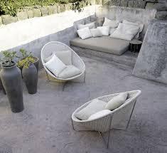patio furniture ideas stone patio furniture idea making stone or concrete patio cozy