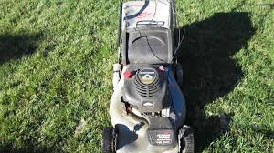 how scotts self propelled lawn mower 6 5 hp to replace drive belt