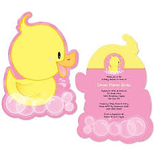 baby shower duck theme pink ducky duck baby shower theme bigdotofhappiness