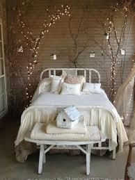 decoration chambre intéressante décoration de noël pour une chambre sympa rustic room