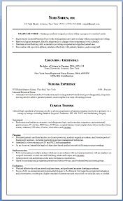 lpn nursing cover letter sample resume new nurse with graduate
