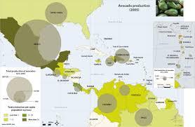 Caribbean Countries Map by Caribbean Atlas