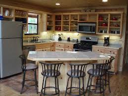 Hidden Kitchen Table Hidden Creek Cabin Beavers Bend Creative Escapes