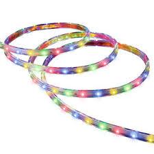 trim a home multicolored led lights kmart