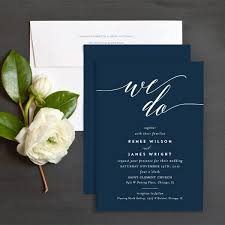 wedding program sles we do wedding invitations by emily buford elli