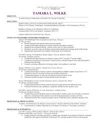 therapist resume exles awesome therapy intern resume photos exle resume ideas
