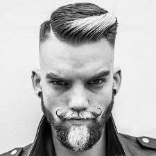 long hair sweeped side fringe shaved the hard part haircut men s hairstyles haircuts 2018