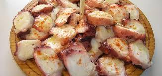 cuisiner le poulpe le poulpe à la galicienne terres celtes