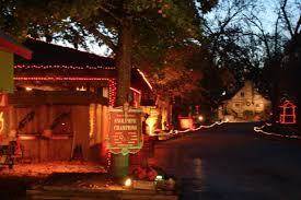 zona rosa tree lighting the 11 most magical christmas light displays in missouri