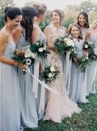 blue gray bridesmaid dresses powder blue bridesmaid dresses stop bv