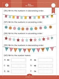 buy genius kids worksheets bundle for class 1 grade 1 set of