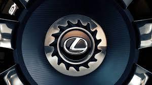 lexus wheel logo lexus ux concept youtube