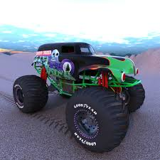 the original grave digger monster truck grave digger monster truck models pictures to pin on pinterest