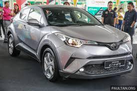 kereta vellfire terbaru gallery toyota c hr in malaysia full exterior interior
