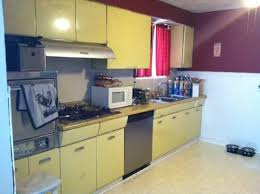 how to redo metal kitchen cabinets 1950 s 1960 s steel crosley kitchen cabinets original oven