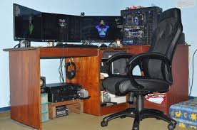 Alternative Desk Ideas Move Over Dx Racer Gt Omega Maxnomic Gaming Chair I Found An
