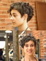 butch short hairstyles 40 awesome short haircuts for curly hair slodive