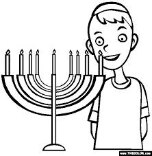 hanukkah coloring page hanukkah online coloring pages page 1