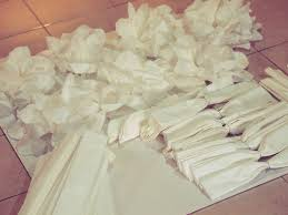 Homemade Pom Pom Decorations Keepmypants Com Wedding Diy Decor Flower Tissue Pom Poms