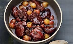 cuisine joue de boeuf de boeuf fourme d ambert lentilles du puy