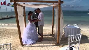 sandals jamaica wedding our wedding at sandals montego bay jamaica