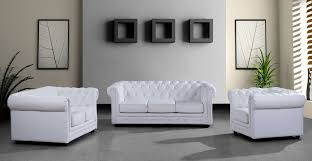 Leather Furniture Chairs Design Ideas Furniture 16 Ravishing White Leather Sofas Collections Sipfon