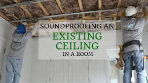 beautiful looking soundproofing basement ceiling cheap insulation