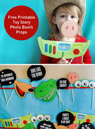 sweet booths all characters welcome story photo booth props free printable pdf merriment design