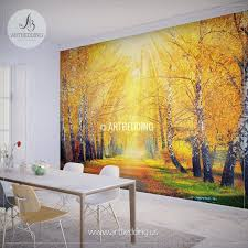 Stick On Wall Wall Ideas Vinyl Wall Decals For Nursery Beautiful Autumn Scene