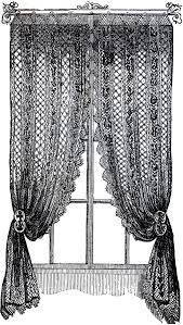 home design black lace curtains vintage bedding architects black