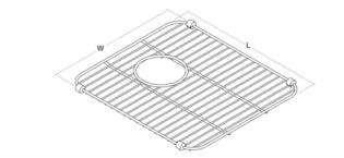 k 8339 iron tones sink rack for k 5312 kohler
