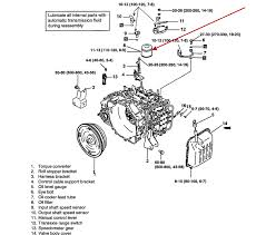 2003 hyundai sonata transmission problems i change the fluid in the transmission and i can not find the