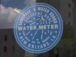 water meter new orleans update power fluctuation causes boil water advisory for east